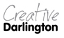 Creative Darlington logo