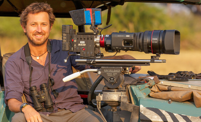 Planet Earth II: Behind the Scenes with Chadden Hunter