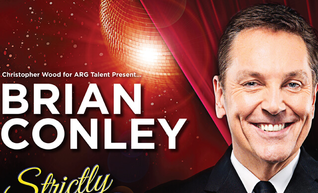 Brian Conley 2018 Tour - Strictly Come Laughing