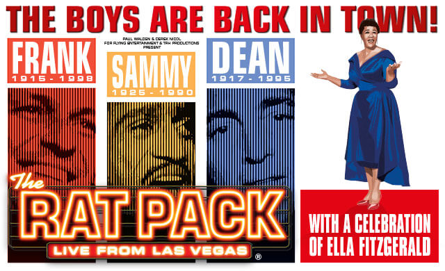 Rat Pack Live From Las Vegas