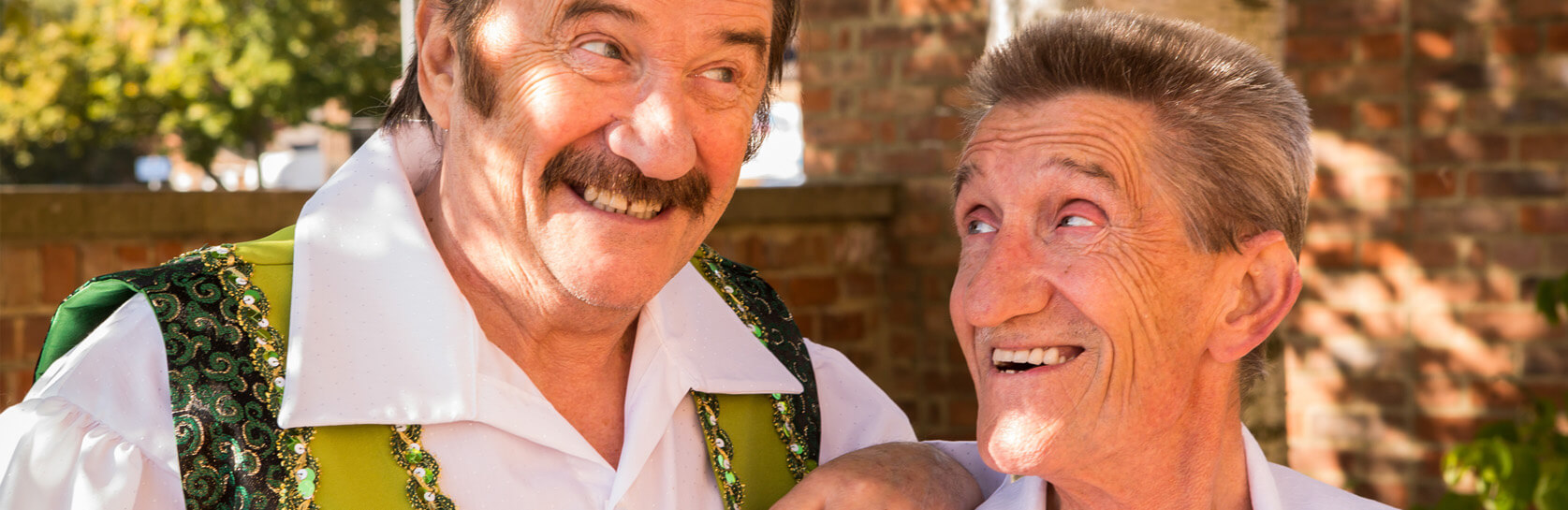 Remembering Barry Chuckle