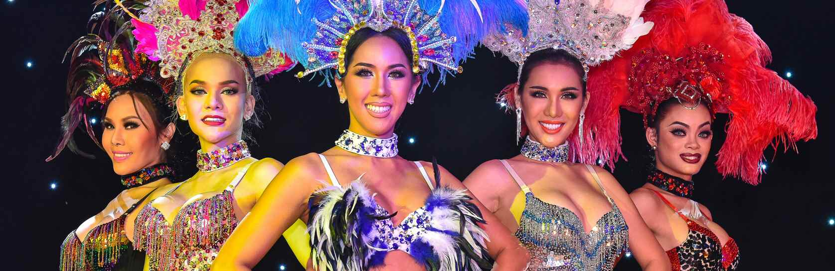 The Ladyboys of Bangkok