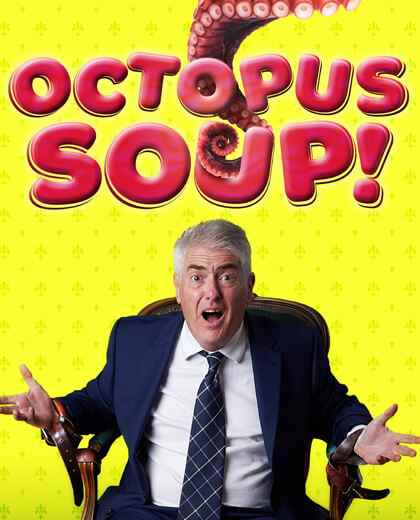 Touch Tour for the visually impaired: Octopus Soup