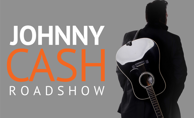 The Johnny Cash Roadshow - Man in Black