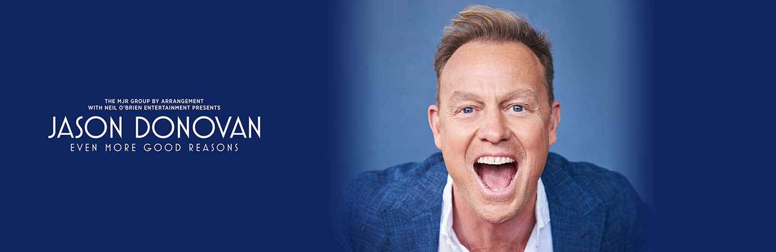 Jason Donovan - More Good Reasons
