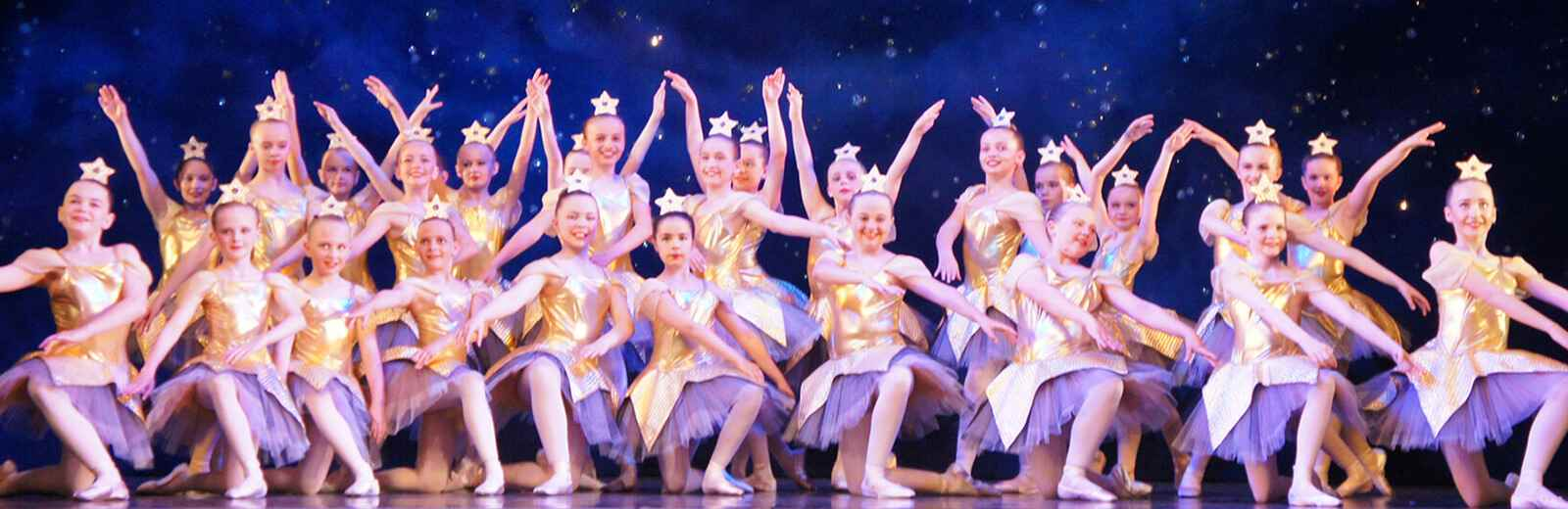 English Youth Ballet: CINDERELLA IN HOLLYWOOD