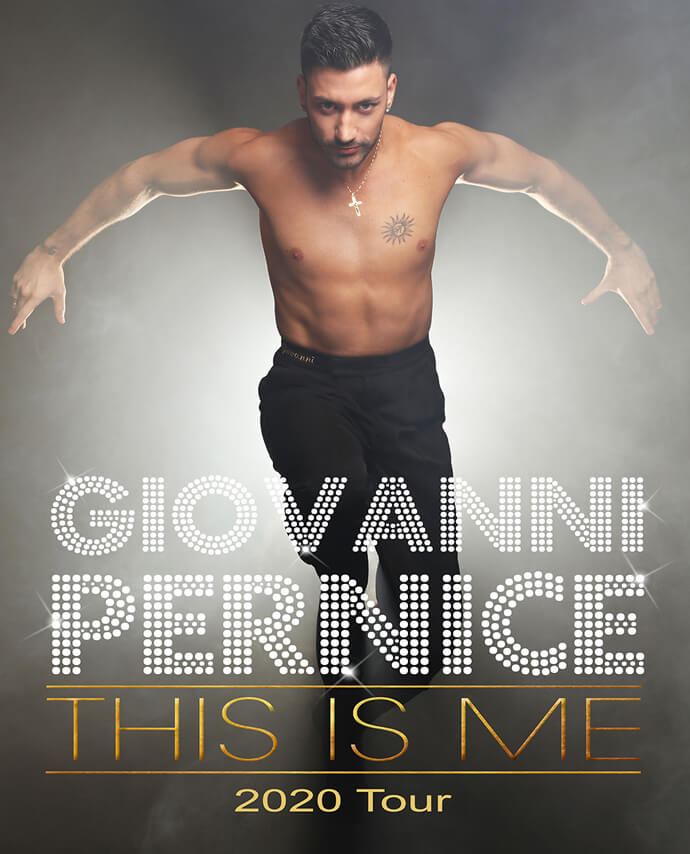 Giovanni Pernice - This Is Me! 2021/22