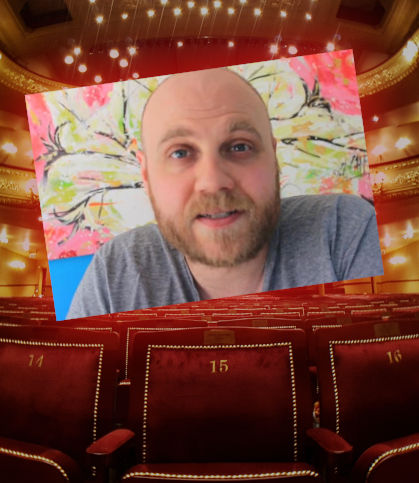 Hippodrome at Home - Develop a character with Scott Young