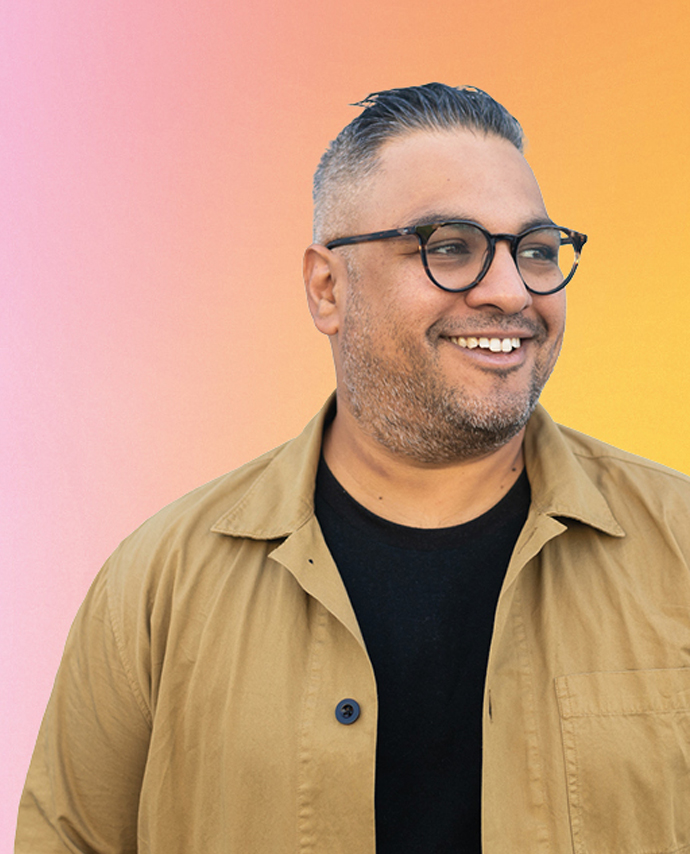 A Night in with Nikesh Shukla