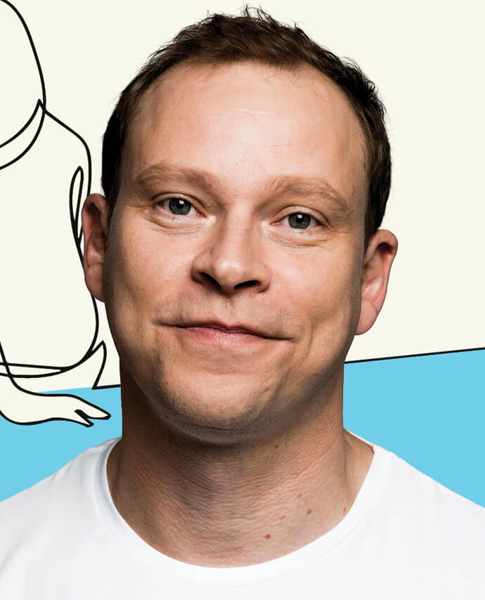 A Night in with Robert Webb