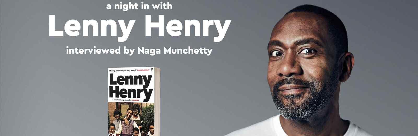 A Night in with Lenny Henry