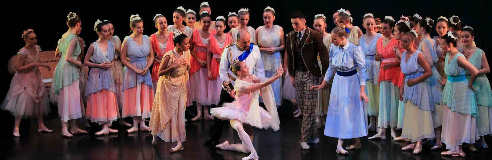 English Youth Ballet: The Sleeping Beauty