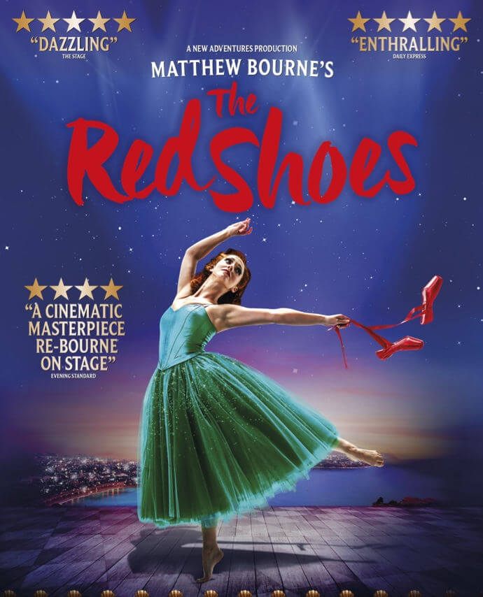Screening: Matthew Bourne's The Red Shoes