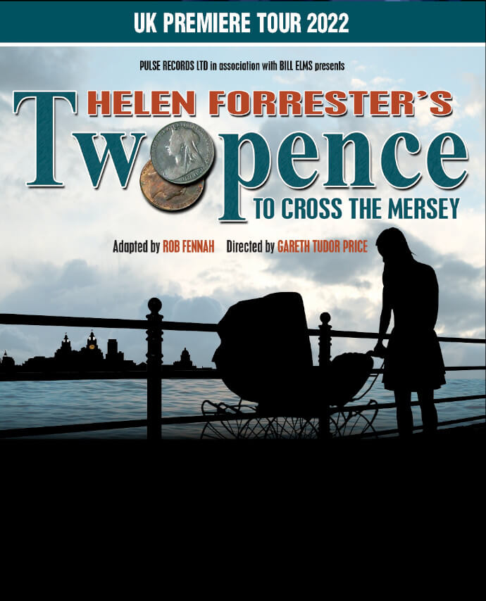 Twopence to Cross The Mersey