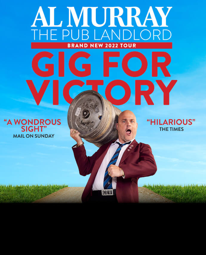 Al Murray - The Pub Landlord: Gig For Victory
