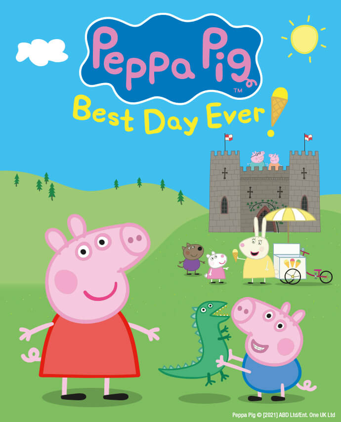 Peppa Pig's Best Day Ever